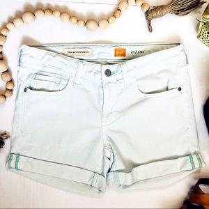 SALE 🎉AnthroJean Shorts Pilcro Stet Denim
